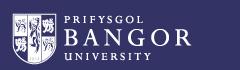 Bangor University Logo - return to the University Homepage
